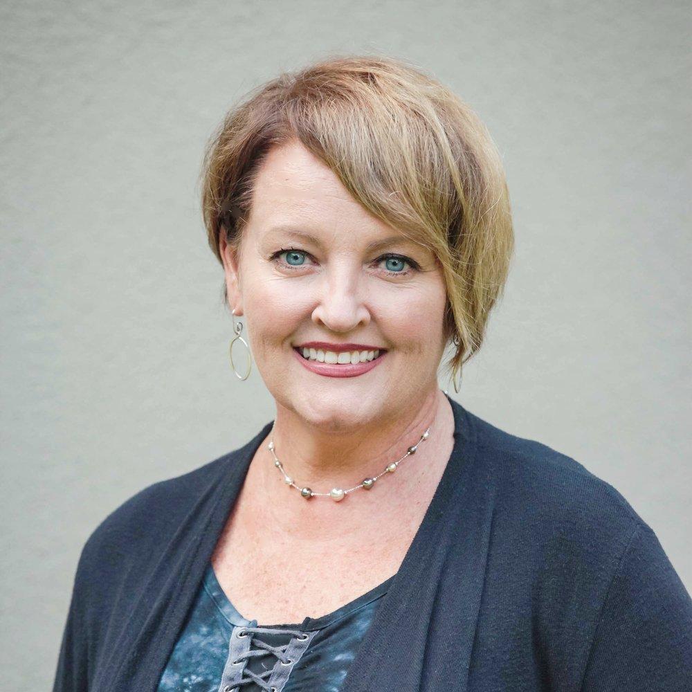 Karen Newby - WOMEN'S MINISTRY DIRECTOR
