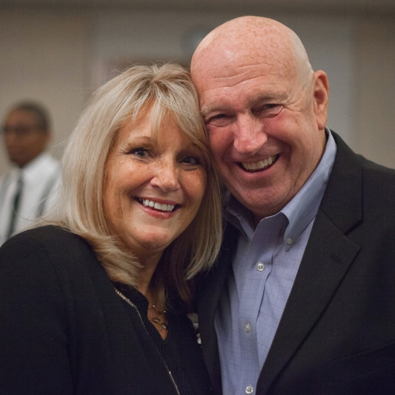 Dan and Patti Palmer - Atlanta Dream Center