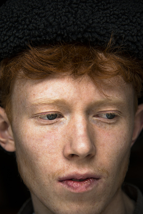 King Krule styled by  Brittany Berger