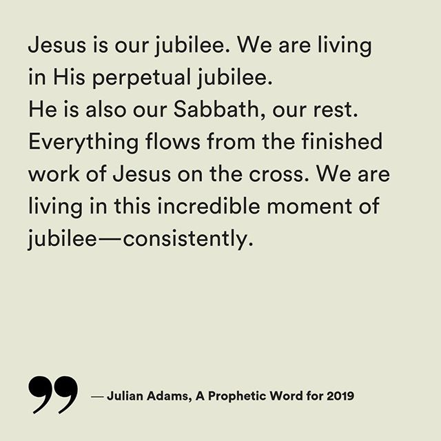 @frequentsee shares a prophetic word for 2019 that will encourage you. Watch the full video on the site.