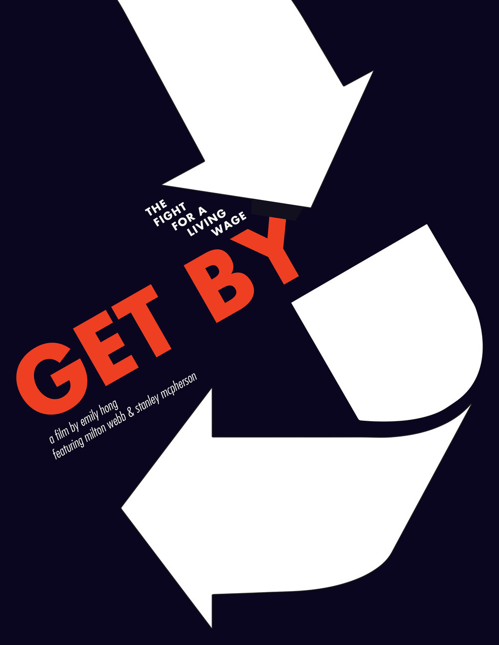Get By Poster