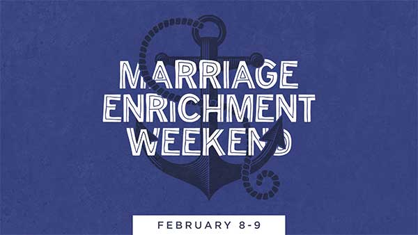 MARRIAGE ENRICHMENT RESOURCES -