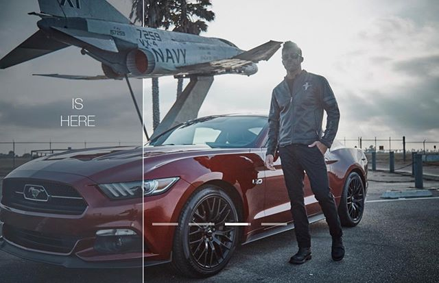 Minimally designed, for the drive and for life. See more on our website on our profile and be one of THE first to get our new Ford Mustang Jackets #fordmustang #fordmustangjacket #musclecar #ford #mensfashion