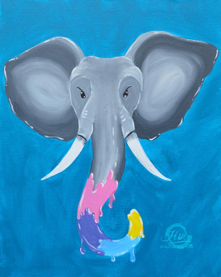 Huey the Elephant