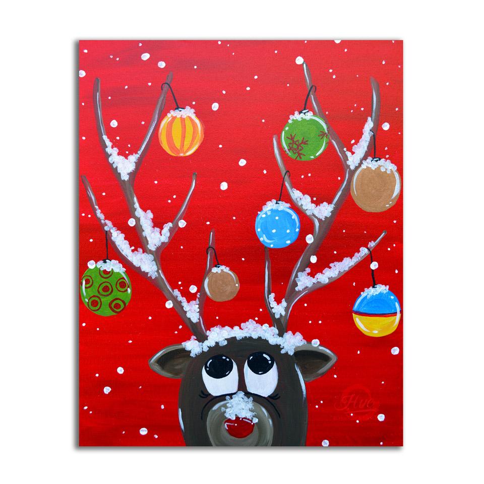 Rudolph's Mischief