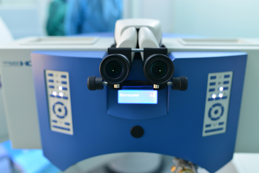 Laser Eye Surgery equipment for Brisbane based Ophthalmologist.
