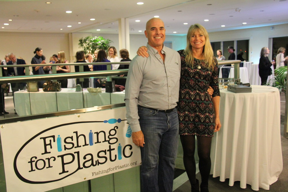 Our sincere thanks to all who came out to support Fishing for Plastic. You are the best.