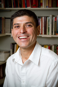 Rick López - Rick López is Professor of history and environmental studies at Amherst College, and Chair of Latinx & Latin American Studies. Since 2014 he has served as Dean of New Students at Amherst College, with particular attention to improving support for First-Gen, Low-Income, and minority students. López completed his PhD at Yale University in 2002 and is author of Crafting Mexico: Intellectuals, Artisans, and the State after the Revolution (Duke UP, 2010) and numerous articles and essays on race, aesthetics, and nation formation in Mexico and on US Latinx experience.