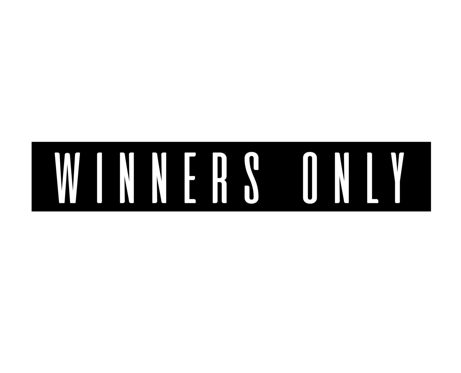 0c26d09ddce ACCESSORIES — WINNERS ONLY