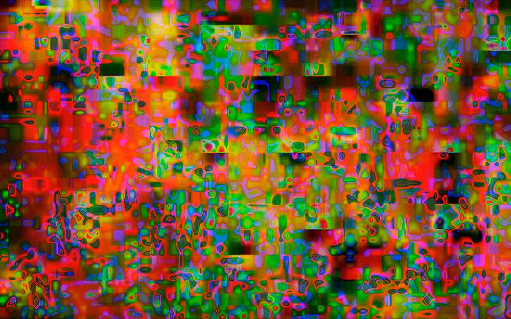 Elias Wessel   Cityscapes #6 , 2014-15  Color Photograph  152,4 x 243,8 cm