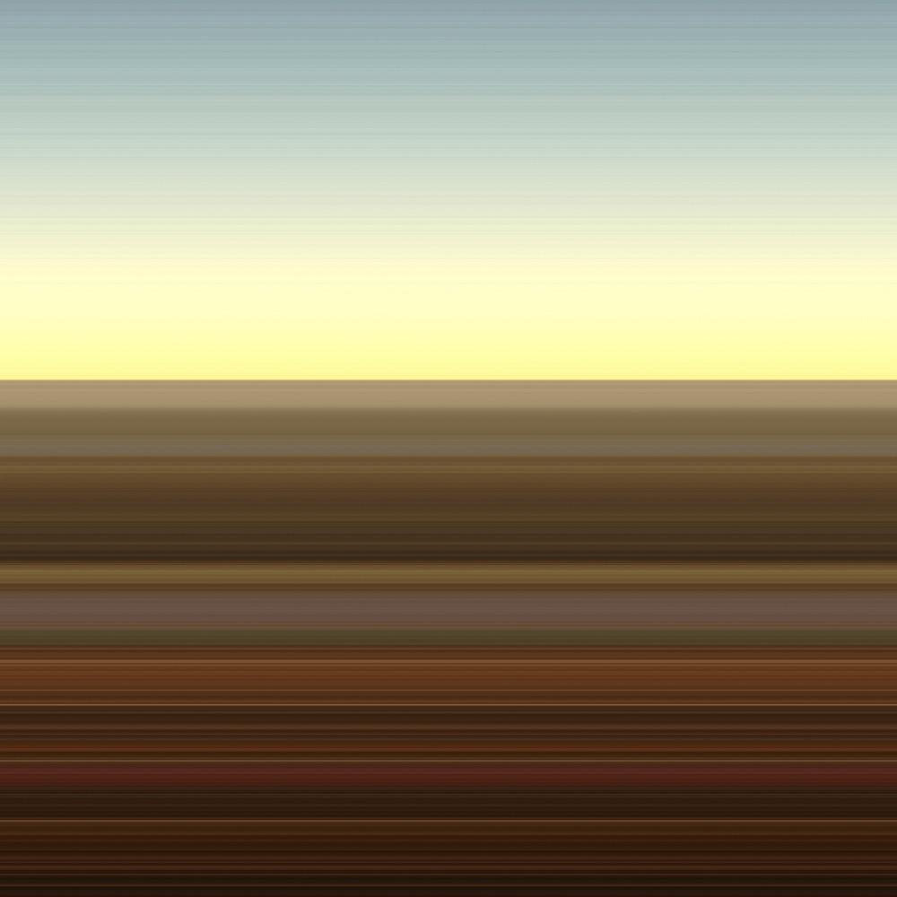 Elias Wessel   Landscapes I , 2014  Color Photograph  Original: 240 x 240 cm, Kursk Edition: 60 x 60 cm