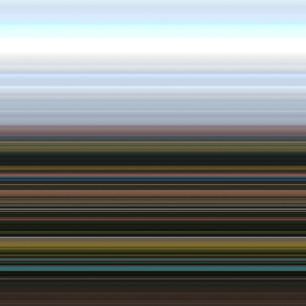 Elias Wessel   Landscapes II , 2014  Color Photograph  Original: 240 x 240 cm, Kursk Edition: 60 x 60 cm