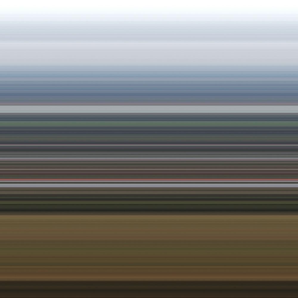 Elias Wessel   Landscapes III , 2014  Color Photograph  Original: 240 x 240 cm, Kursk Edition: 60 x 60 cm