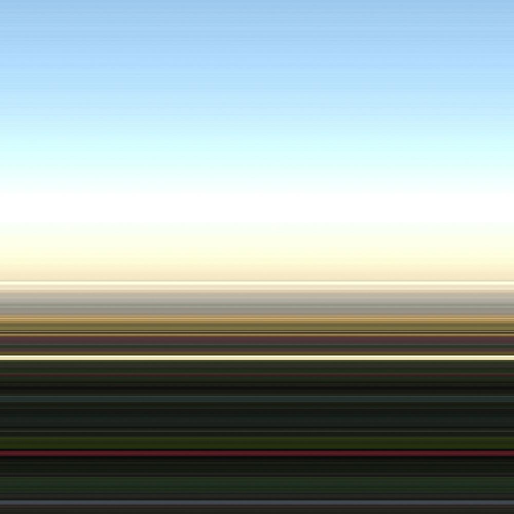 Elias Wessel   Landscapes IV , 2014  Color Photograph  Original: 240 x 240 cm, Kursk Edition: 60 x 60 cm