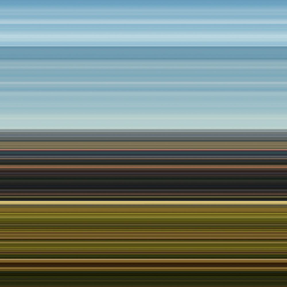 Elias Wessel   Landscapes V , 2014  Color Photograph  Original: 240 x 240 cm, Kursk Edition: 60 x 60 cm