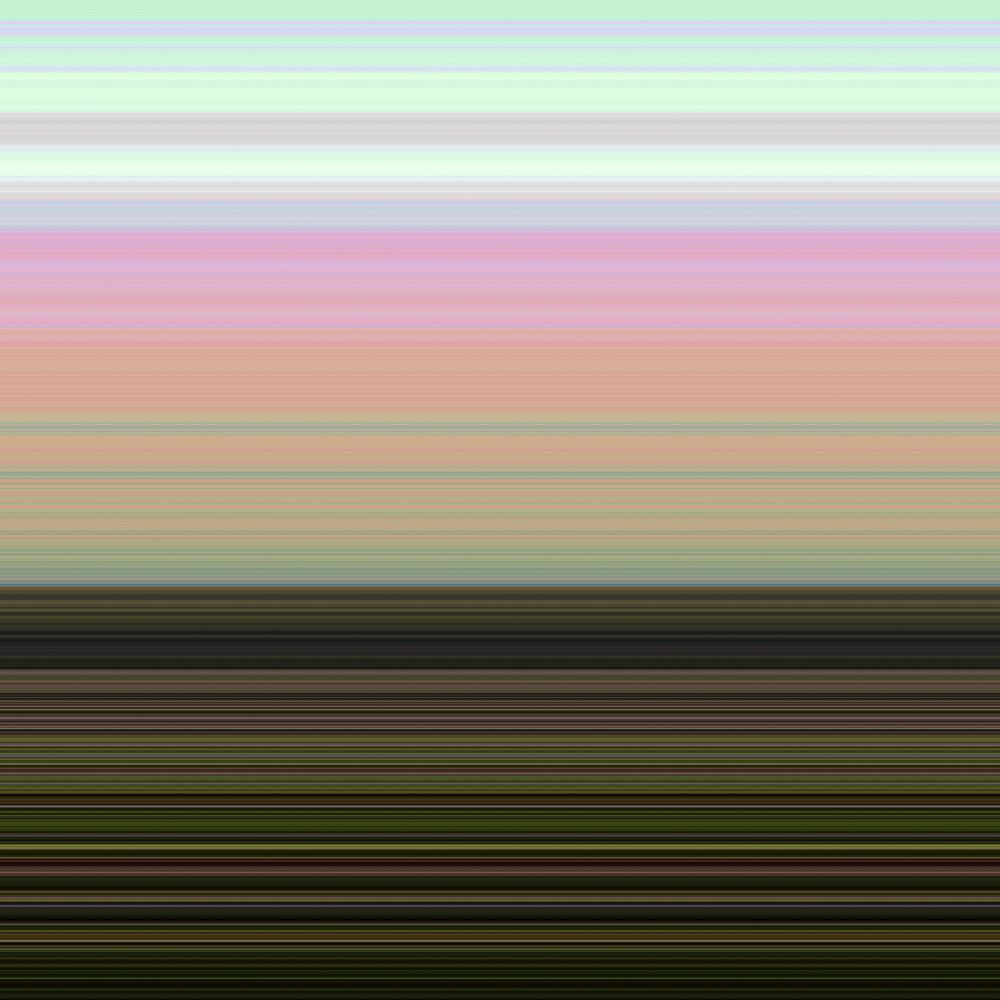 Elias Wessel   Landscapes VI , 2014  Color Photograph  Original: 240 x 240 cm, Kursk Edition: 60 x 60 cm