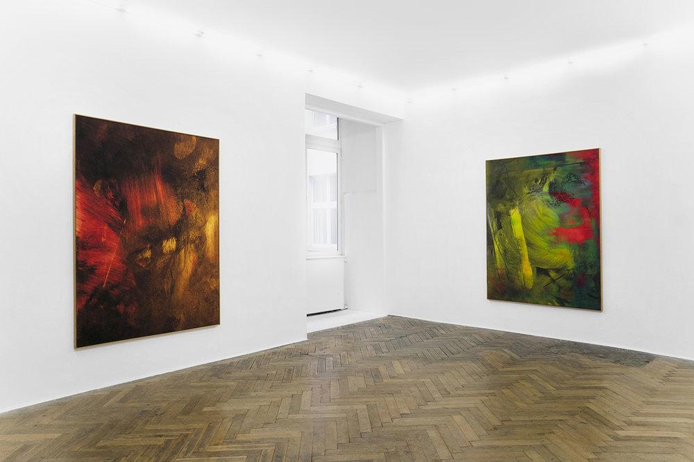 Installation View: Internationale Photoszene Köln Kunstraum der Galerie Ruttkowski, Cologne  Werke aus Die Summe meiner Daten , 2018 © Elias Wessel