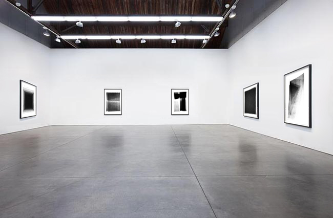 Installation View:  Private  Sprung in die Zeit Series,  2014 © Elias Wessel