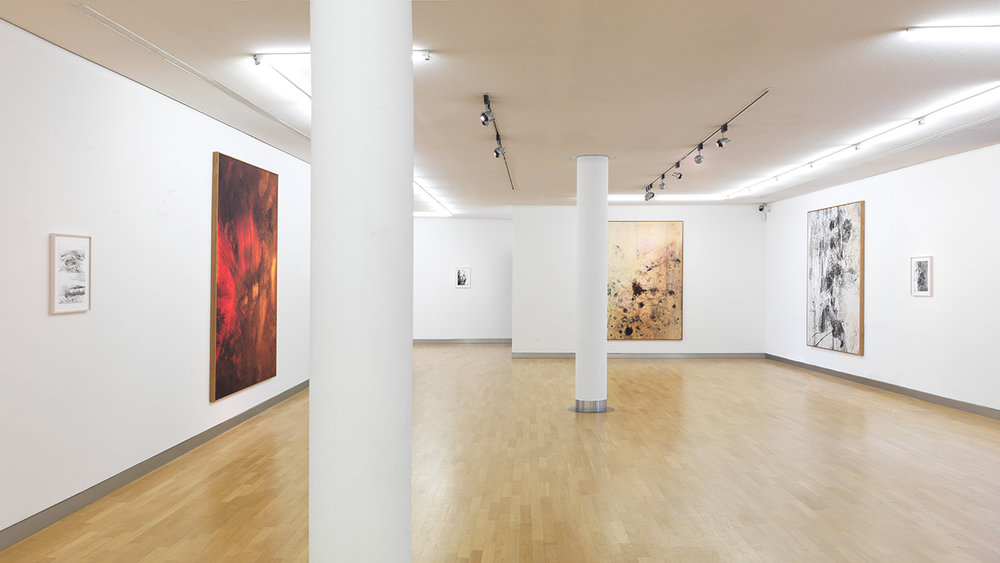 Installation View:  Kunstverein Speyer e.V.  Die Summe meiner Daten – Digitalisierung, Überwachung, Identität , 2018/19 © Elias Wessel