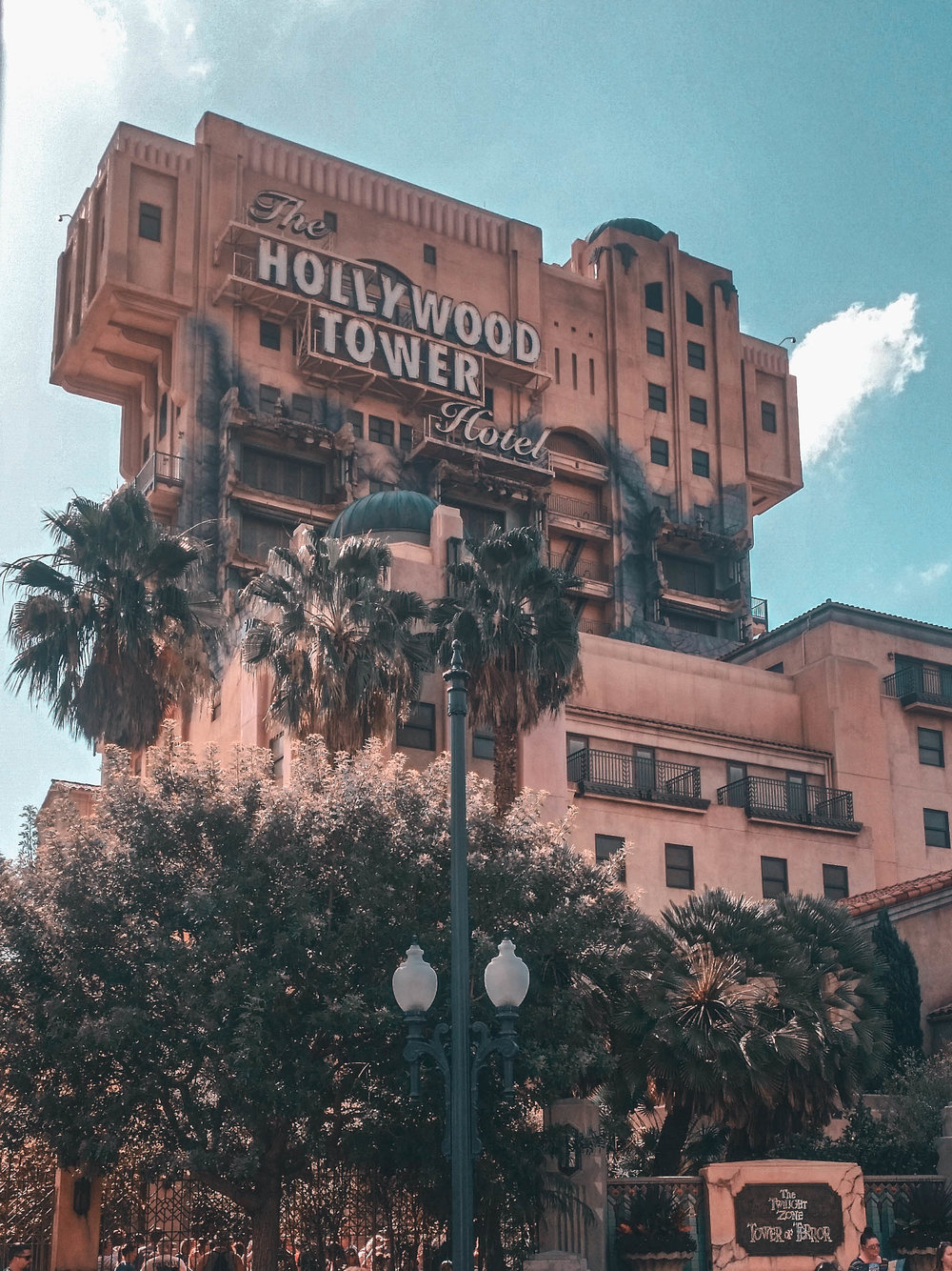 No way in Hades was this Twilight Zone fan leaving Disney without riding this bad boy first. Just as well, because it shut down to make way for Guardians of the Galaxy – Mission: Breakout not long afterward