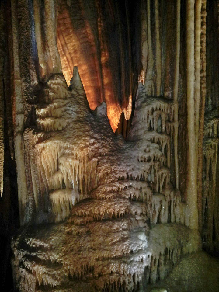 The Orient, Jenolan Caves, Blue Mountains, New South Wales