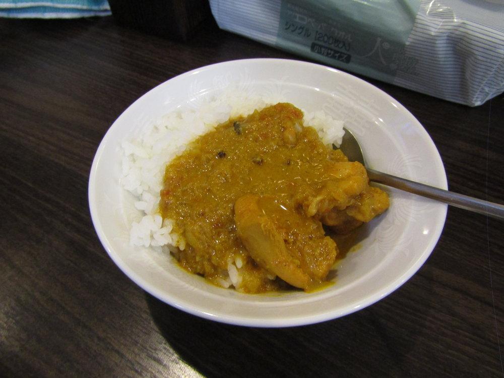 Kashiwagi Higashi Nakano Curry 2.JPG