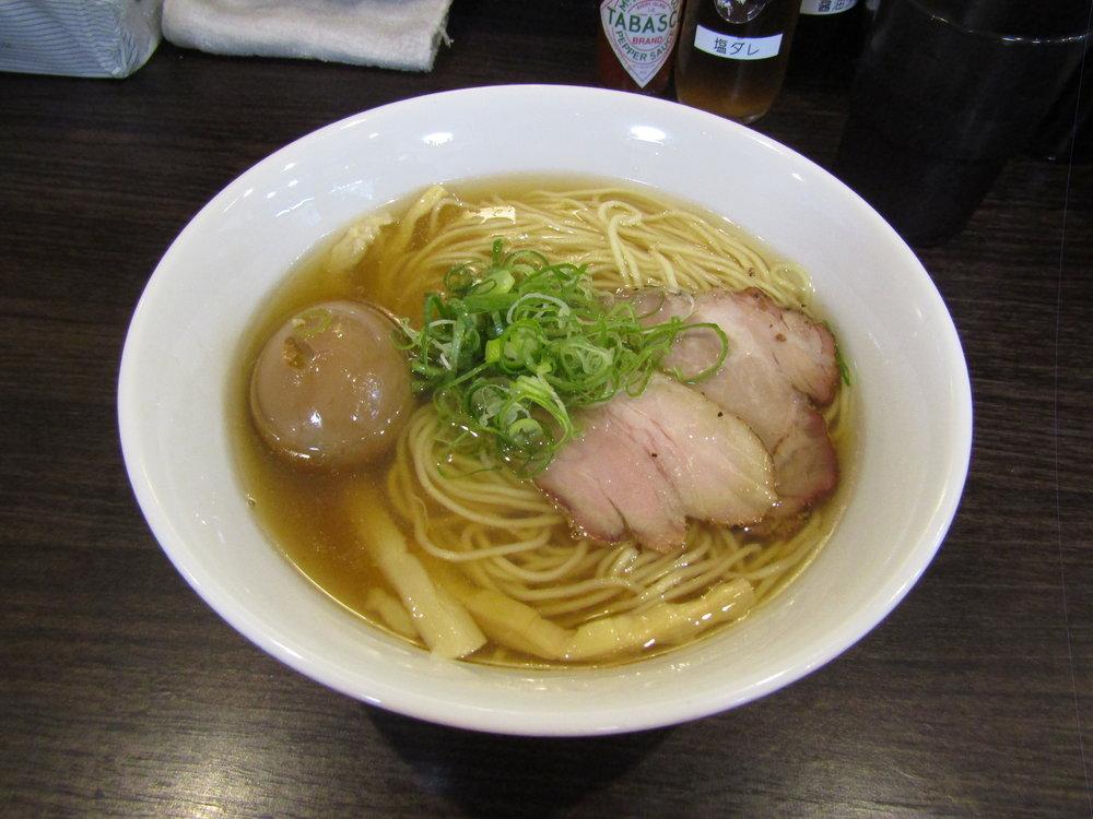 Kashiwagi Higashi Nakano Shio Ramen 4.JPG