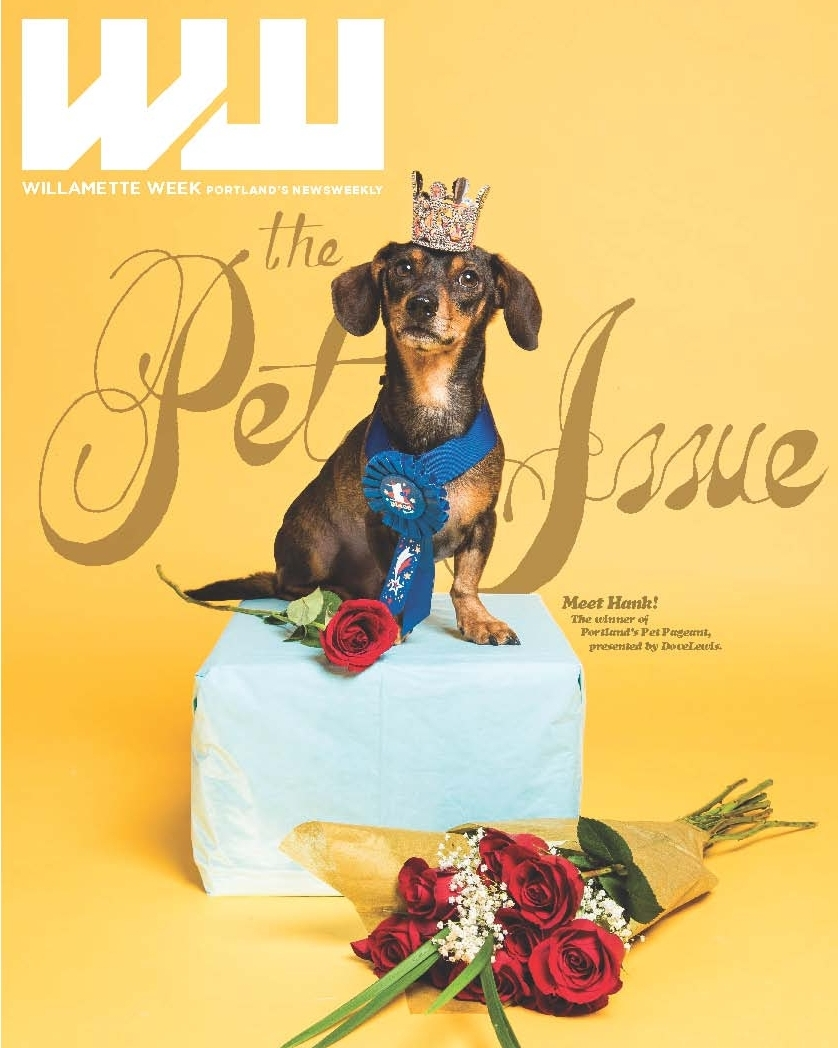 PET ISSUE - We get up close and personal with our favorite pets, pet facilities, shops and events.