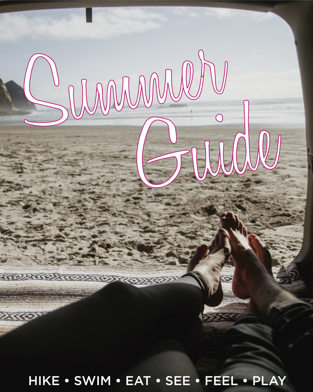 SUMMER GUIDE MAGAZINE - All things summer: undiscovered swimming holes, hot spots, outdoor restaurants/bars and destinations outside of the city - coastal getaways, outdoors destinations, and more.
