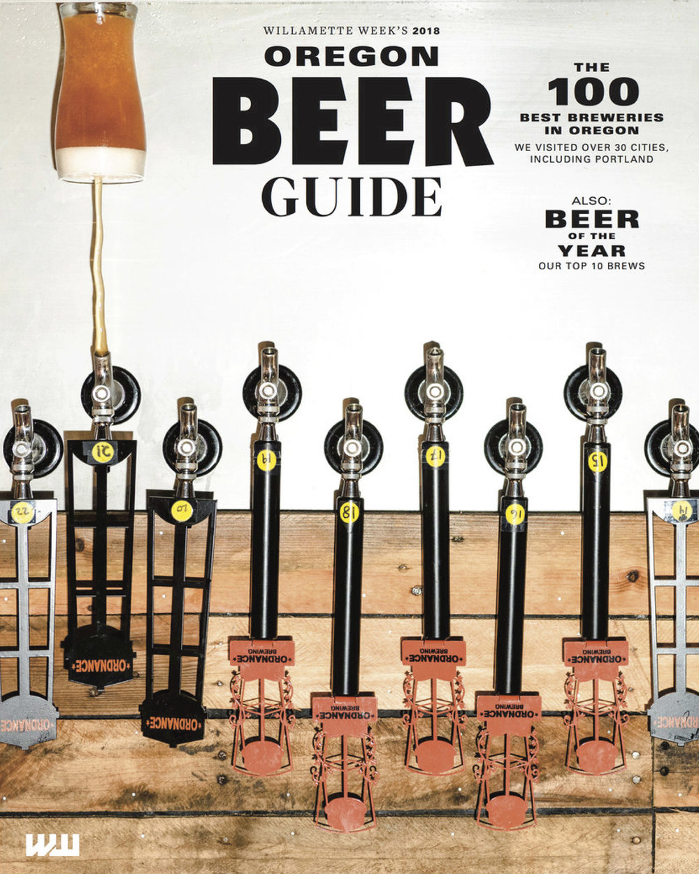 OREGON BEER MAGAZINE - Our magazine profiling and reviewing the best breweries across the state.
