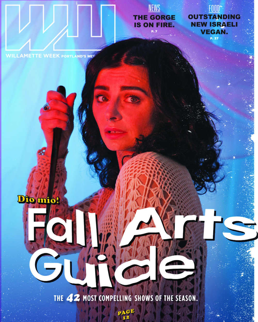 FALL ARTS GUIDE - Our preview of the vibrant arts scene including events in theater, dance, books, music and more.
