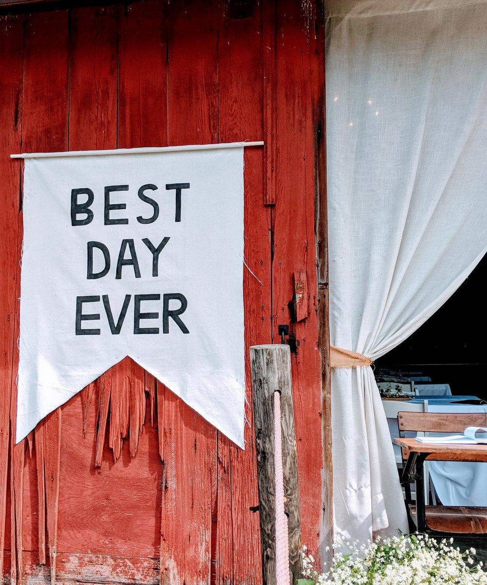 The Barn at Back Acres Farm - Southeastern Wisconsin Wedding Venue - Decor