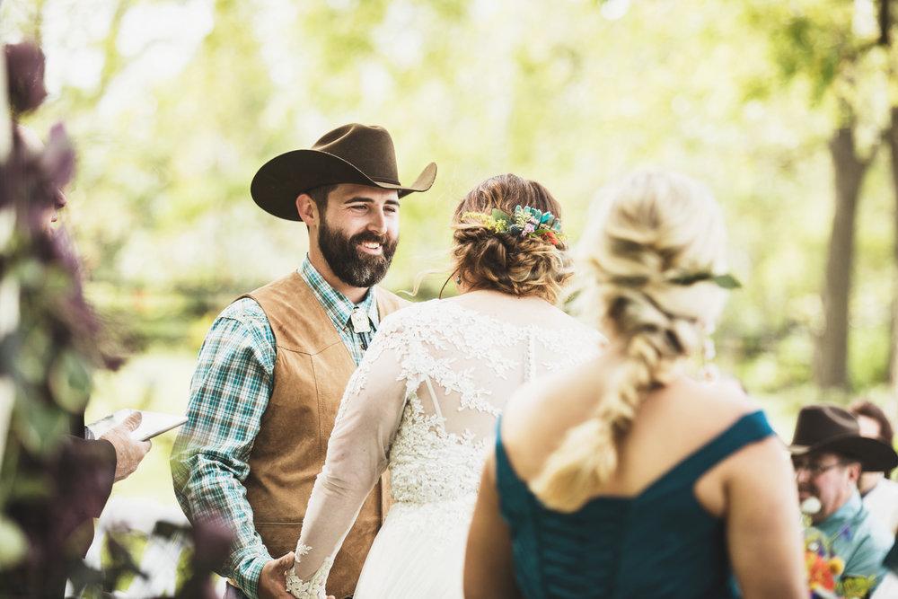 Outdoor Ceremony Vows