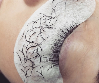LASH EXTENSIONS — NVII BEAUTY BAR