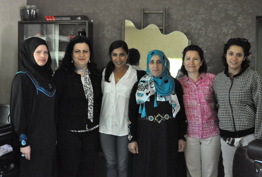 Extension and Advisory Service Delivery for Women's Groups in Jordan: Assessing Competencies and Building Social Capital (USAID-MEAS, 2013)
