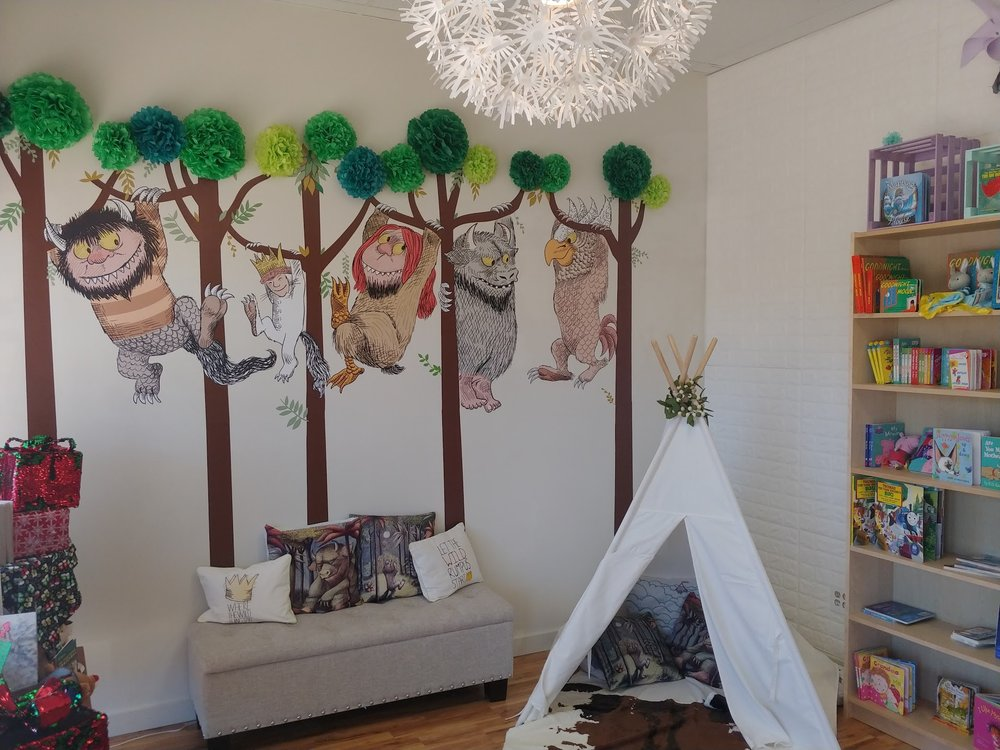 Our  Where The Wild Things Are  corner!