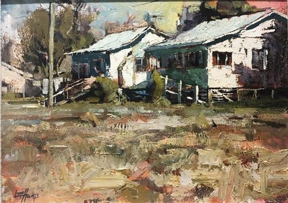 Leon Holmes, Double Dwelling, #4