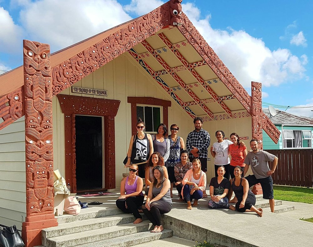 Manawa Ora Mirimiri and Healing Workshop, Rotorua