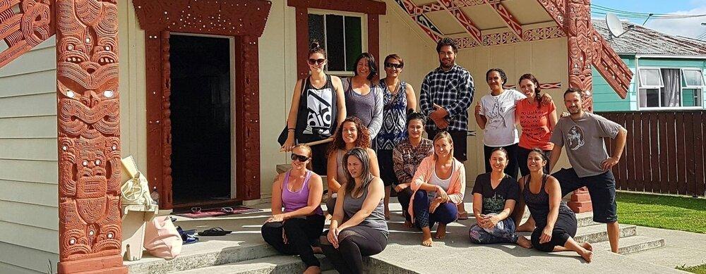 Mirimiri Workshop, Te Roto O Te Rangi Marae, Rotorua