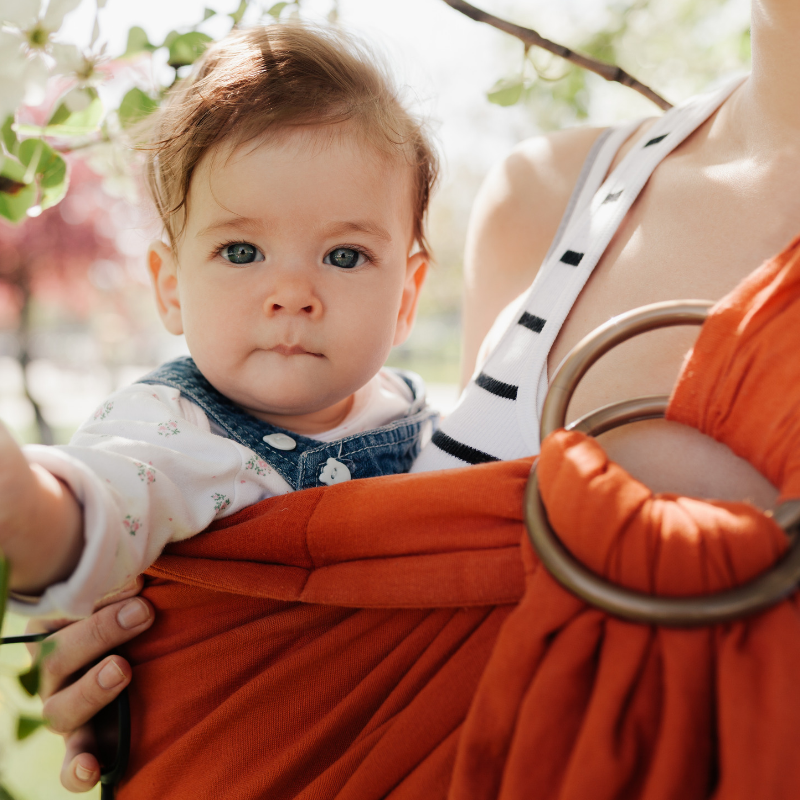 The Pros & Cons - of each style of baby carrier