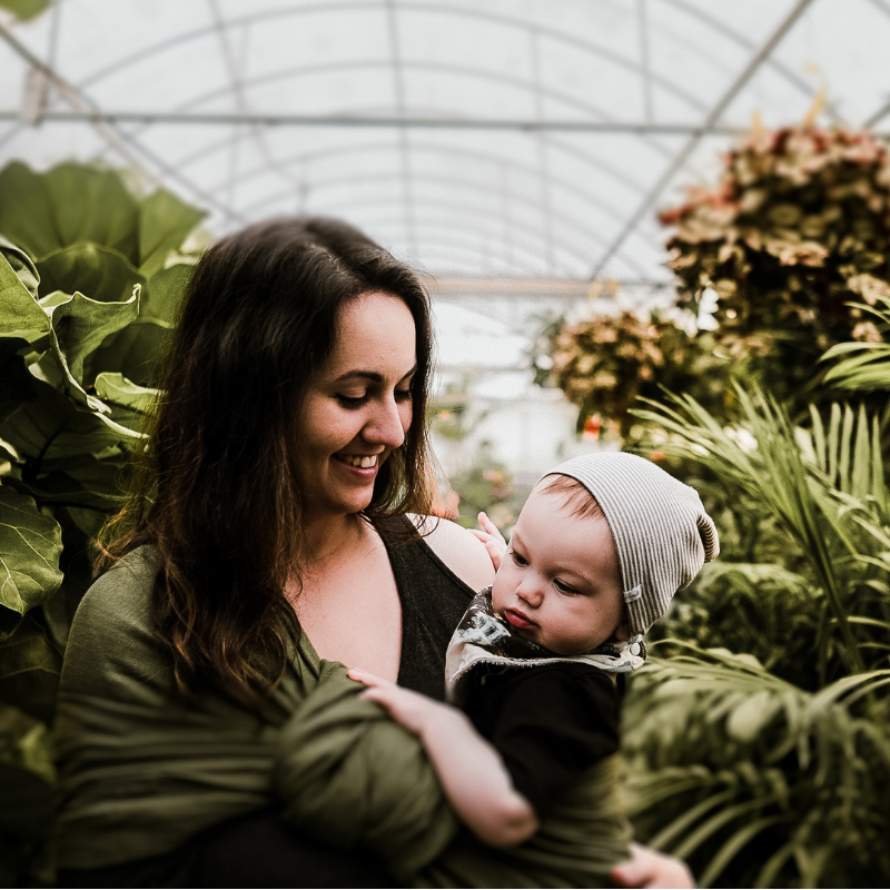 Babywearing Benefits - For Wearers & For Babies