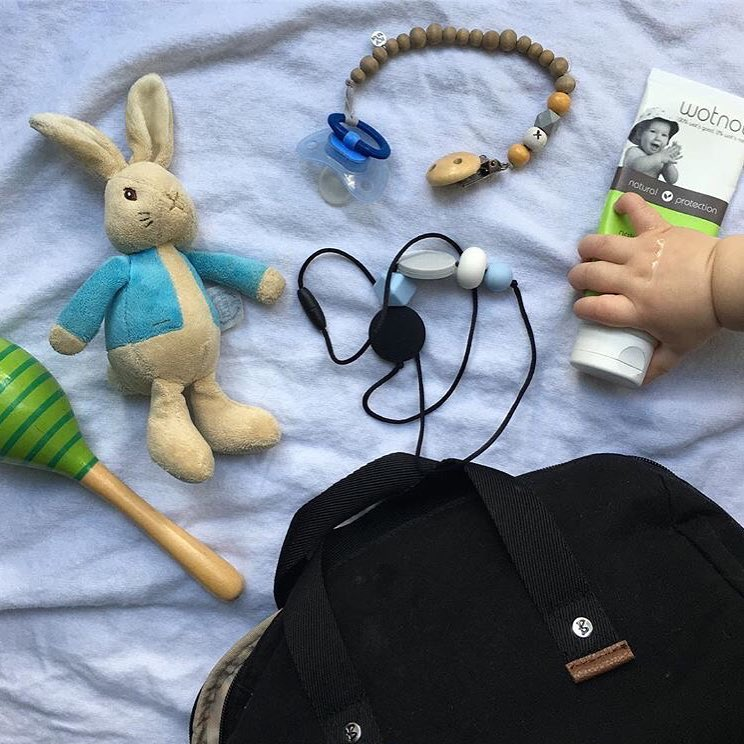 Nappy Bag Essentials - 5 Must Have Items for Every Mum