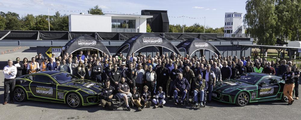 2018 Mission Motorsport Invitational at Goodwood
