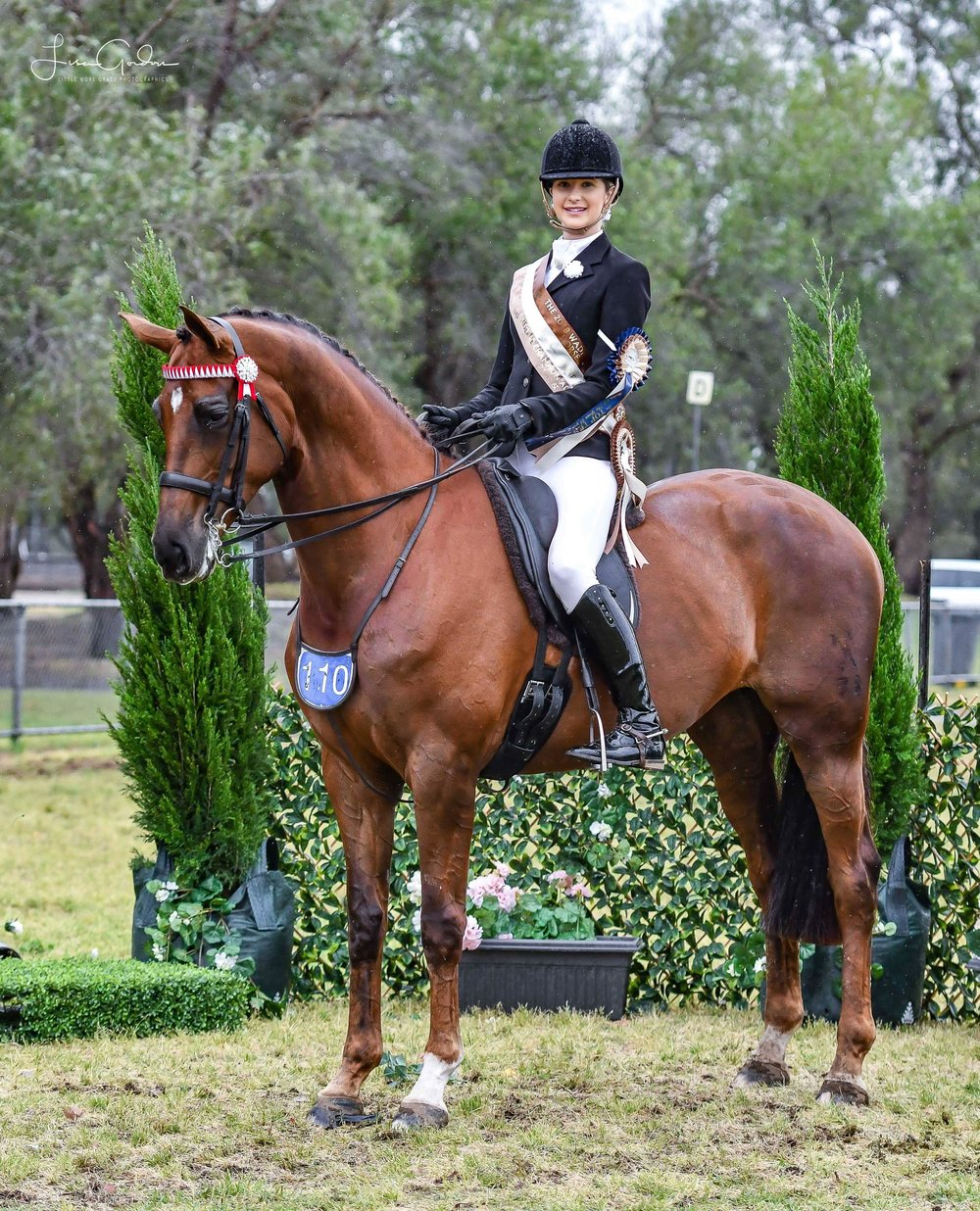 Runner Up Rider NSW HOTY - Photo Credit Little More Grace Photography