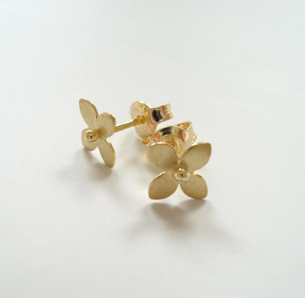 Ohrstecker Blüten
