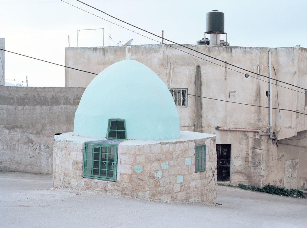 Small mosque, Quabatiya