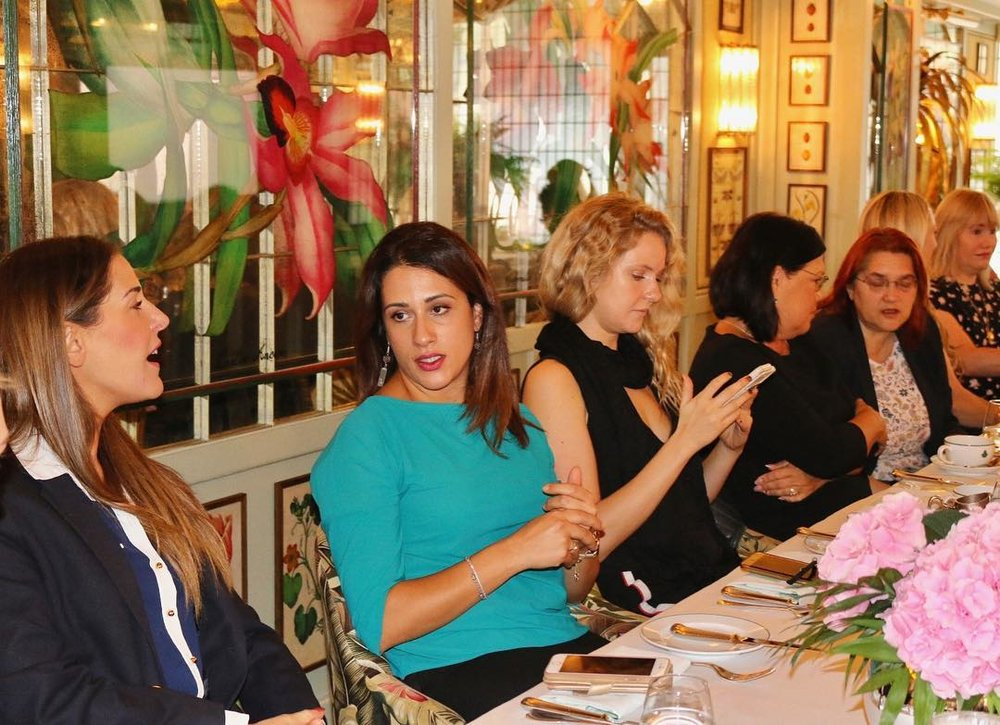 the event was all about beauty and skincare showcasing the latest developments in hifu