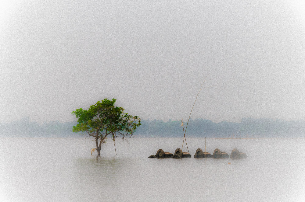 hazy days in the mekong delta