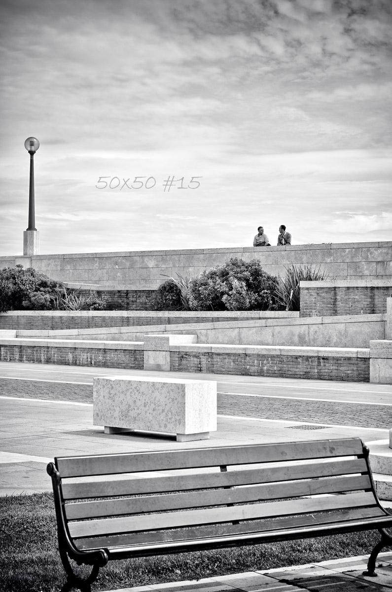 Misunderstood bench