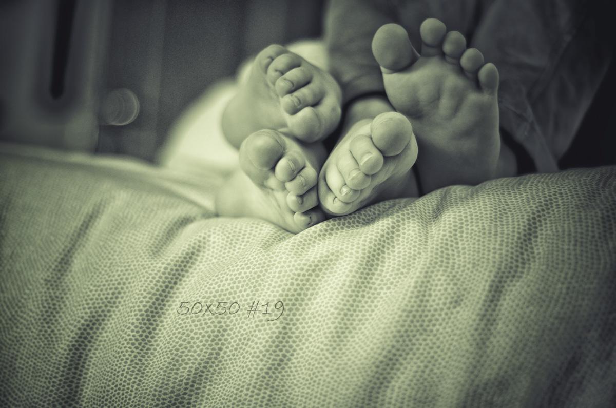 My little feet